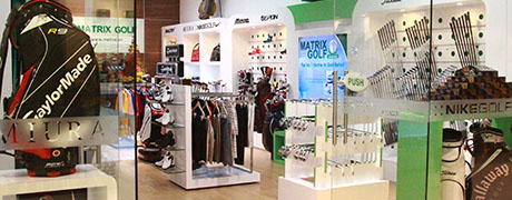 Matrix Golf Retail